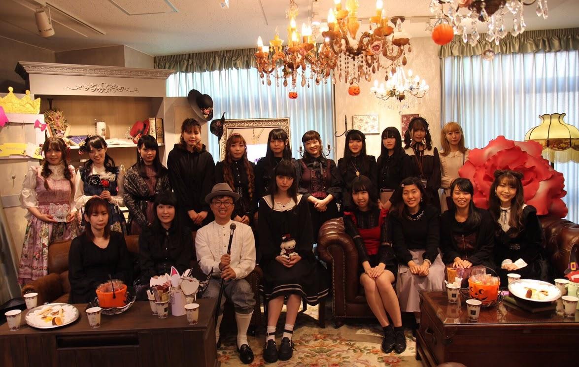 ハロウィンパーティ with 多屋来夢さん